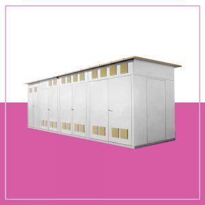 Eletrocentro para Usinas Fotovoltaicas